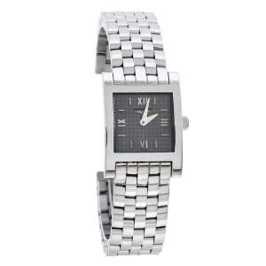Longines Grey Stainless Steel Dolce VIta L5.166.4 Women's Wristwatch 21 mm