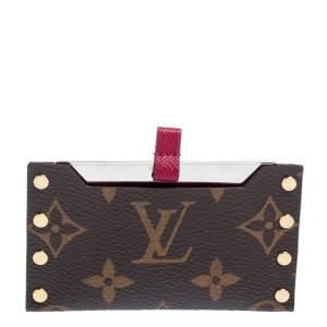 Louis Vuitton Monogram Canvas Mirror Case