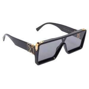 Louis Vuitton Black Acetate Z1321W Dayton Sunglasses