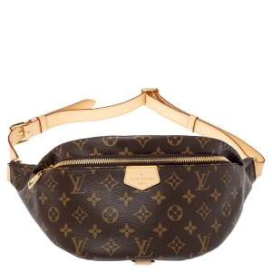 Louis Vuitton Monogram Canvas Fanny Pack Bumbag