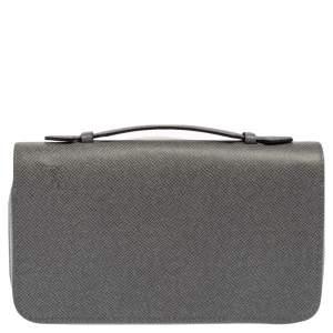 Louis Vuitton Glacier Taiga Leather Zippy XL Wallet