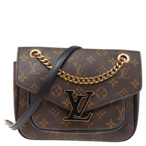 Louis Vuitton Monogram Canvas Passy Bag