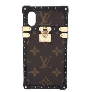 Louis Vuitton Monogram Canvas Eye Trunk iPhone X/XS Case