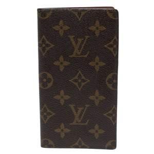 Louis Vuitton Monogram Canvas Pocket Agenda Cover
