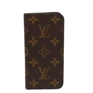 Louis Vuitton Monogram Canvas iPhone 6 Folio Case