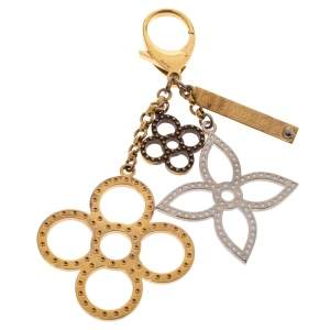 Louis Vuitton Three Tone Tapage Bag Charm