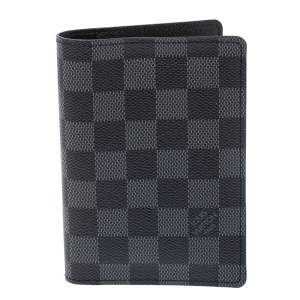 Louis Vuitton Damier Graphite Canvas Passport Case