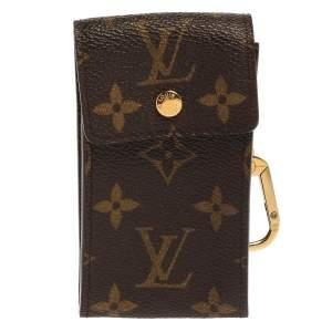 Louis Vuitton Monogram Canvas Porto Crevat Key Case