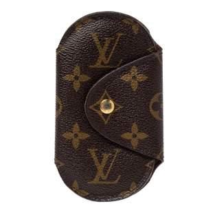 Louis Vuitton Monogram Canvas Round Key Holder