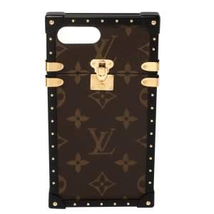 Louis Vuitton Monogram Canvas Eye Trunk iPhone 7 Plus Case