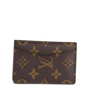 Louis Vuitton Monogram Canvas Pocket Organizer