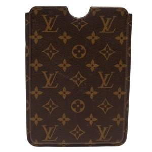 Louis Vuitton Monogram Canvas Mini iPad Case