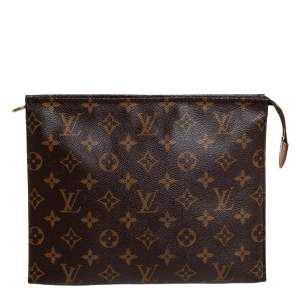 Louis Vuitton Monogram Canvas Toiletry Pouch 26