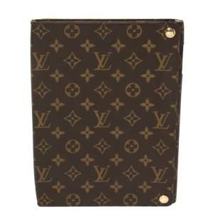 Louis Vuitton Brown Monogram Canvas Foldable iPad Case