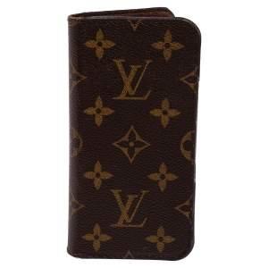 Louis Vuitton Monogram Canvas iPhone X Folio Case