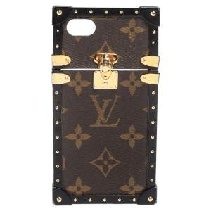 Louis Vuitton Monogram Canvas Eye Trunk iPhone 7 Case