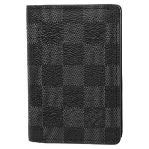 Louis Vuitton Damier Graphite Canvas Pocket Organizer