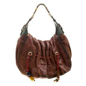 Louis Vuitton Masala Monogram Limited Edition Epices Kalahari Hobo GM