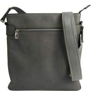 Louis Vuitton Glacier Taiga Leather Sasha Messenger Bag