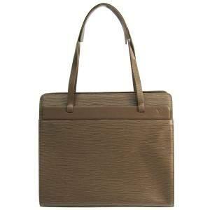 Louis Vuitton Pepper Epi Leather Croisette PM Bag