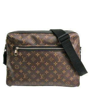 Louis Vuitton Monogram Canvas Macassar Torres Shoulder Bag