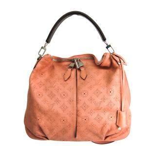 Louis Vuitton Rose Mahina Selene PM Bag