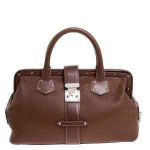Louis Vuitton Brown Suhali Leather L'Ingenieux PM Bag