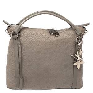 Louis Vuitton Gris Clair Monogram Antheia Ixia PM Bag