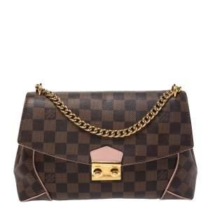 Louis Vuitton Damier Ebene Canvas Caïssa Shoulder Bag