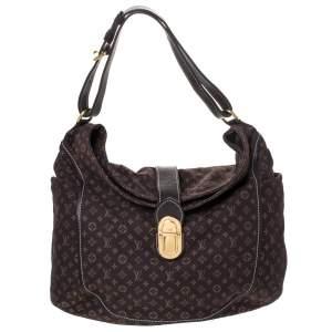 Louis Vuitton Fusain Monogram Idylle Romance Bag