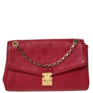 Louis Vuitton Jaipur Monogram Empreinte Leather St. Germain PM Bag
