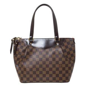 Louis Vuitton Damier Ebene Canvas Westminster PM Bag