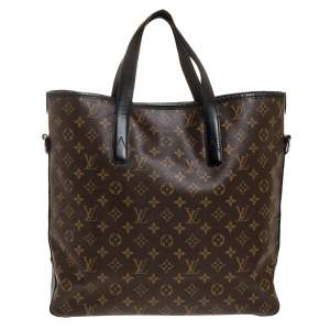 Louis Vuitton Monogram Canvas Macassar Davis Bag