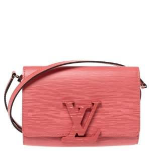 Louis Vuitton Coral Epi Leather Louise PM Bag