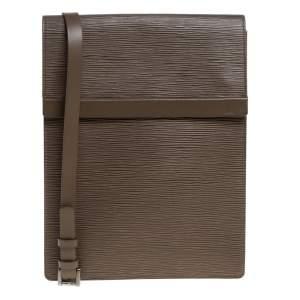 Louis Vuitton Pepper Epi Leather Rachelle Bag