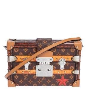 حقيبة لوي فيتون مال صغيرة كانفاس مونوغرامية