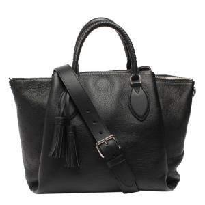 حقيبة لوي فيتون هاوميا جلد ماهينا سوداء