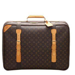 Louis Vuitton Monogram Canvas Satellite 53 Bag