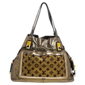 حقيبة لوى فيتون صنبيرد إصدار محدود لوركس مونوغرامية ذهبية