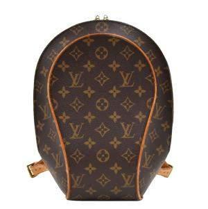 Louis Vuitton Monogram Canvas Ellipse Sac A Dos Backpack