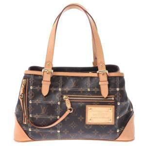 Louis Vuitton Monogram Canvas Rivette Bag