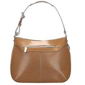 Louis Vuitton Brown Epi Leather Turenne GM Bag