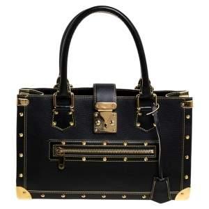 حقيبة لوي فيتون لو فابولوس جلد سوهالي سوداء