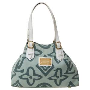 Louis Vuitton Menthe Tahitienne Cabas Limited Edition PM Bag