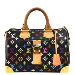 Louis Vuitton Multicolor Monogram Canvas Speedy 30 City Bag