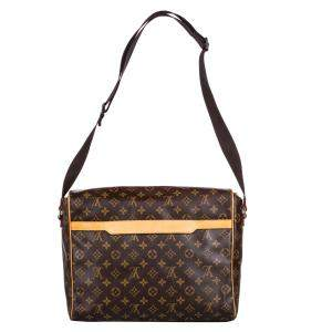 Louis Vuitton Monogram Canavs Abbesses Bag