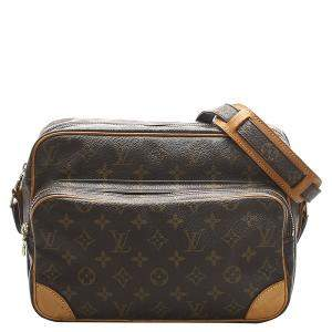 Louis Vuitton Monogram Canvas Nile bag