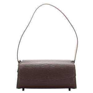 Louis Vuitton Brown Epi Leather Nocturne PM Bag