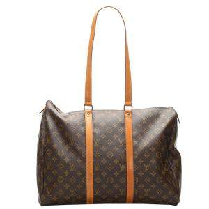 Louis Vuitton Monogram Canavs Sac Flanerie 45 Bag