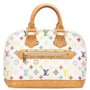 Louis Vuitton Monogram Canvas Multicolore Alma PM bag